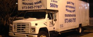 Dan Vernay Moving Company NJ
