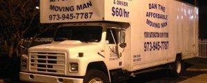 Morristown NJ Dan The Affordable Moving Man