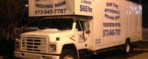 Parsippany NJ Movers Dan The Affordable Moving Man