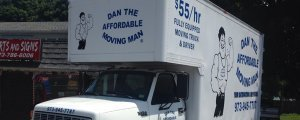 Morristown NJ Movers Dan The Affordable Moving Man